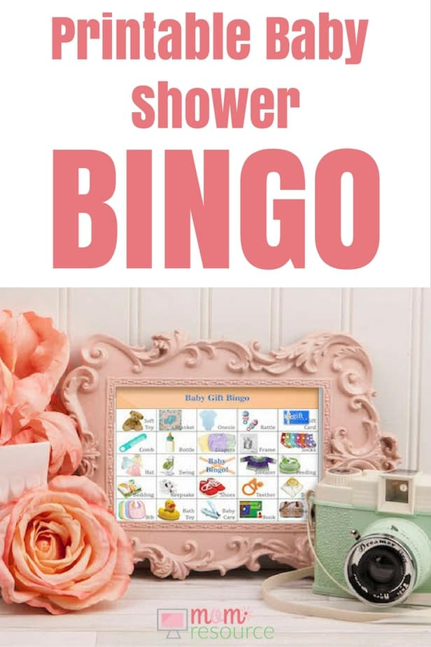 baby shower bingo cards are full set of rules are included with these