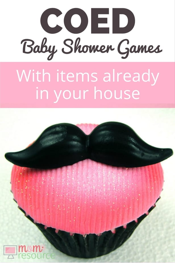 Planning A Coed Baby Shower? Make Sure To Include At Least One Game With Men
