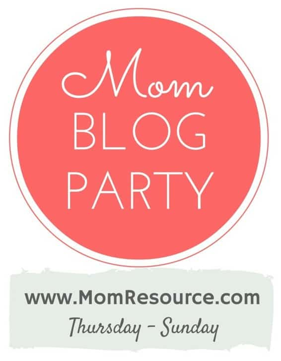 Mom Blog Party {Week 3} - Mom Resource