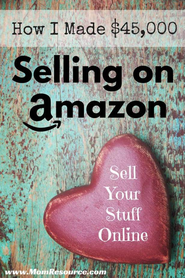 How to Sell on Amazon: make money from home as an Amazon seller. In 2014 during my pregnancy I was able to make money online and make money from home, allowing me to remain a stay at home mom to my newborn baby girl! Find out how you can sell your stuff online too: https://www.momresource.com/how-to-sell-on-amazon/