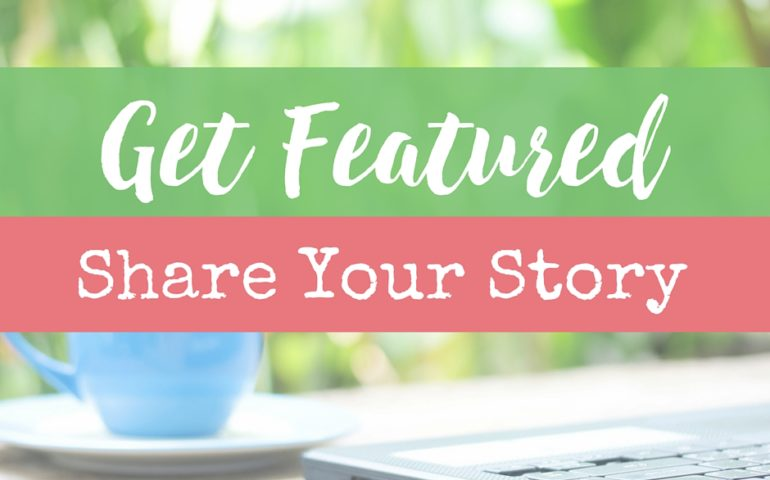 Submit Your Mompreneur Story