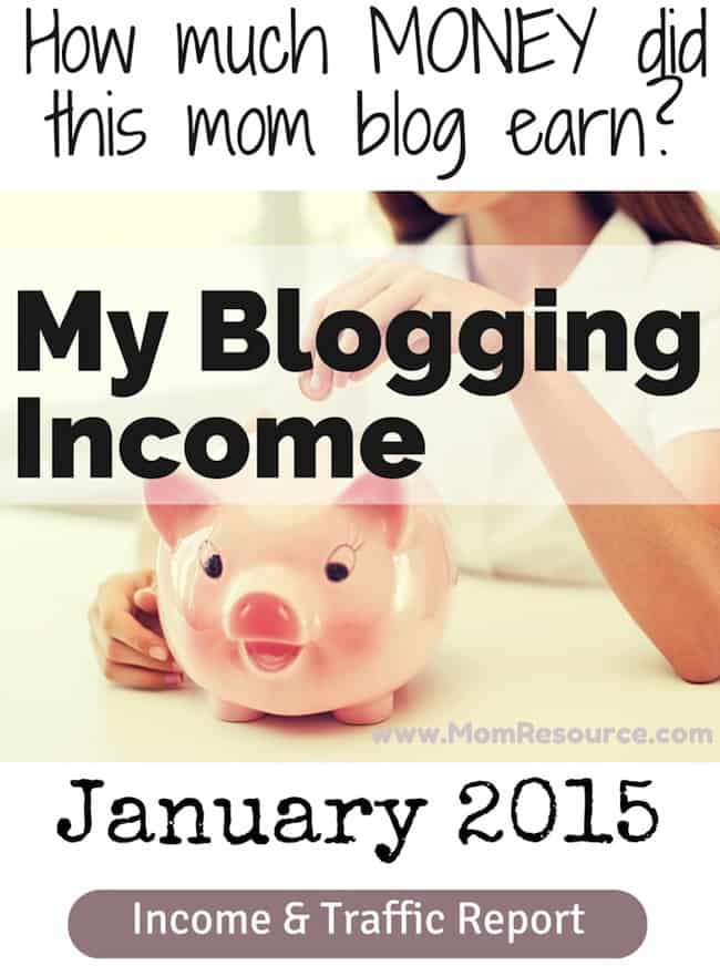 My online income report shows what is working for me (a stay at home mom), so you can try it yourself. How much online income did I make in January 2015? See it here: https://www.momresource.com/online-income-traffic-january-2015