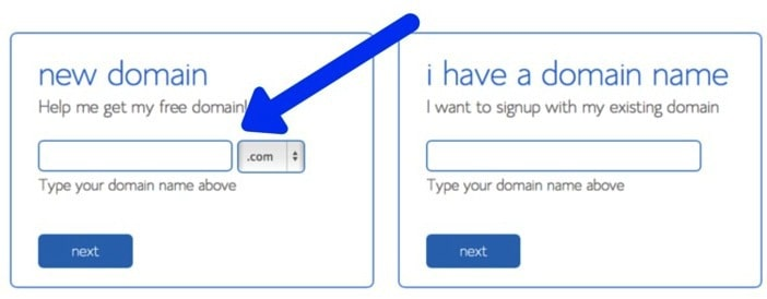 how to start a successful blog signup2