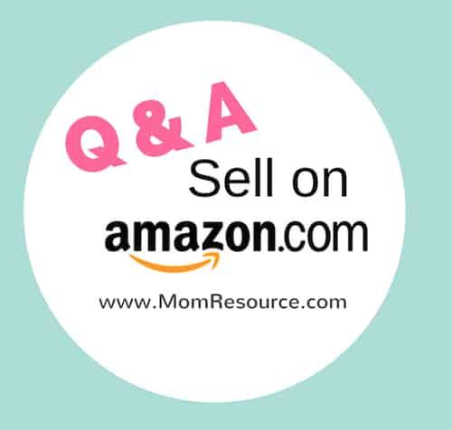 selling on amazon QA