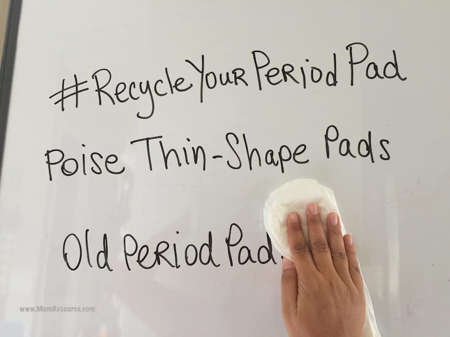 Poise Thin-Shape Pads free