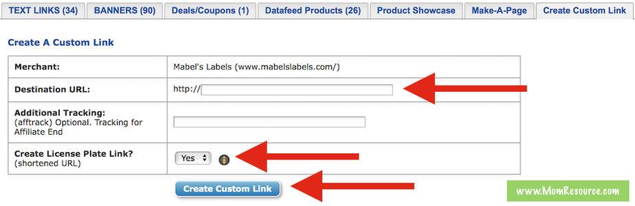 mabels labels custom