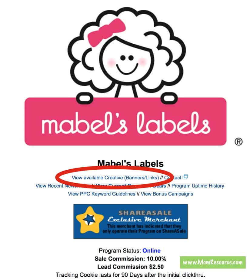 mabels labels free