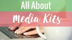 Media Kits: Templates & Examples