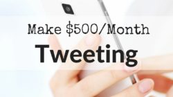 How I Get Paid To Tweet