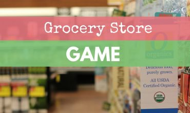 A Grocery Store Game From Safeway