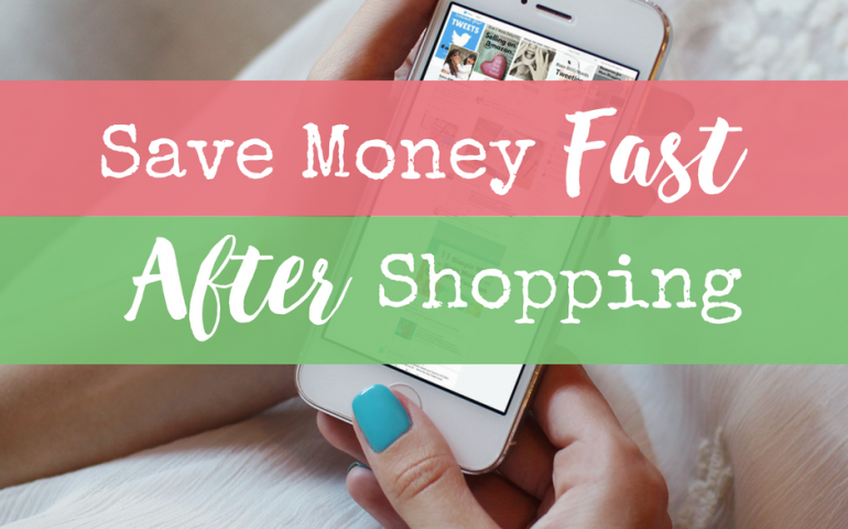 Save Money Fast… AFTER You Shop #GerberWinWin
