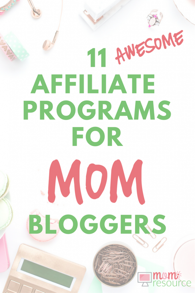 Need affiliate program inspiration? Tired of the same, boring affiliate programs? Getting nowhere with your current affiliate programs? Here are 11 affiliate programs chosen specifically for MOM BLOGGERS!