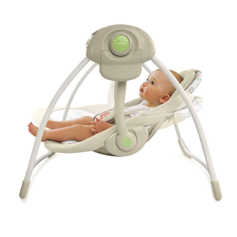 best-baby-swing-portable