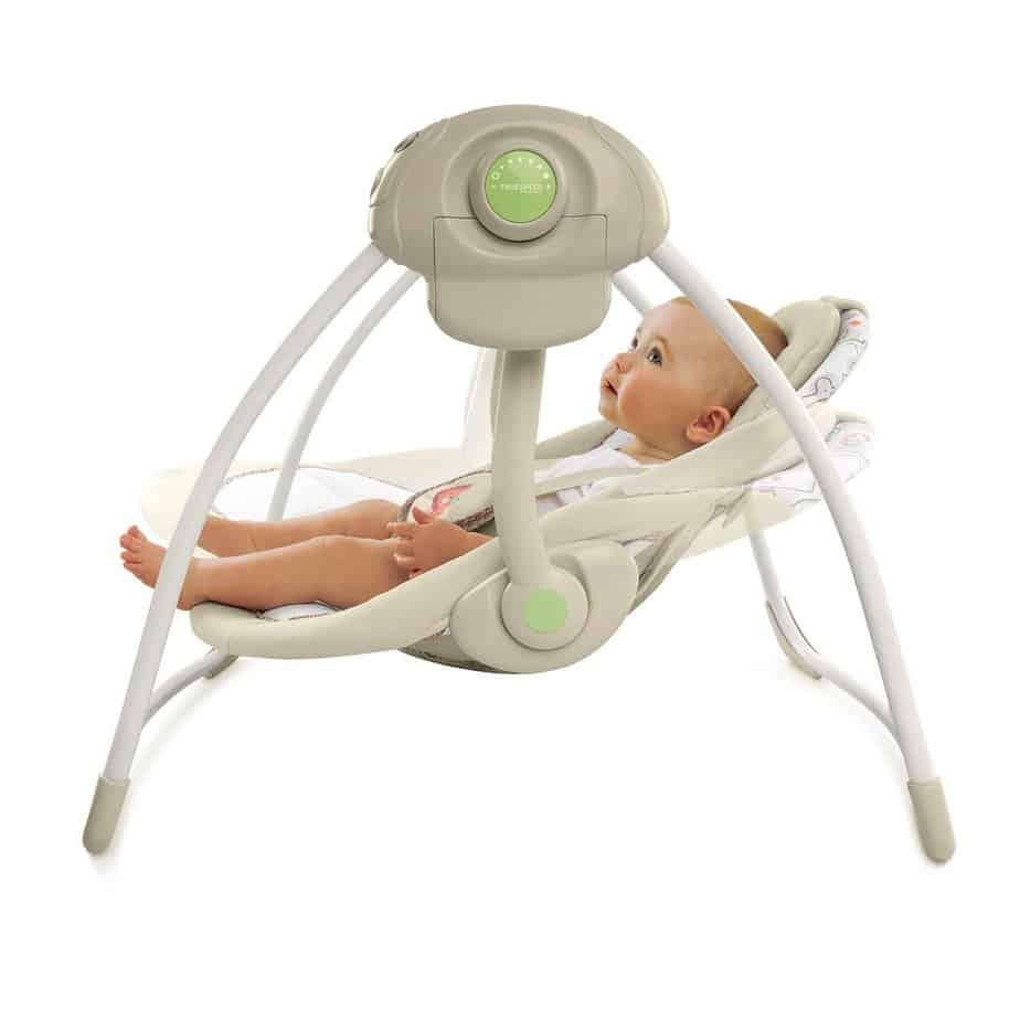 best-baby-swing-portable