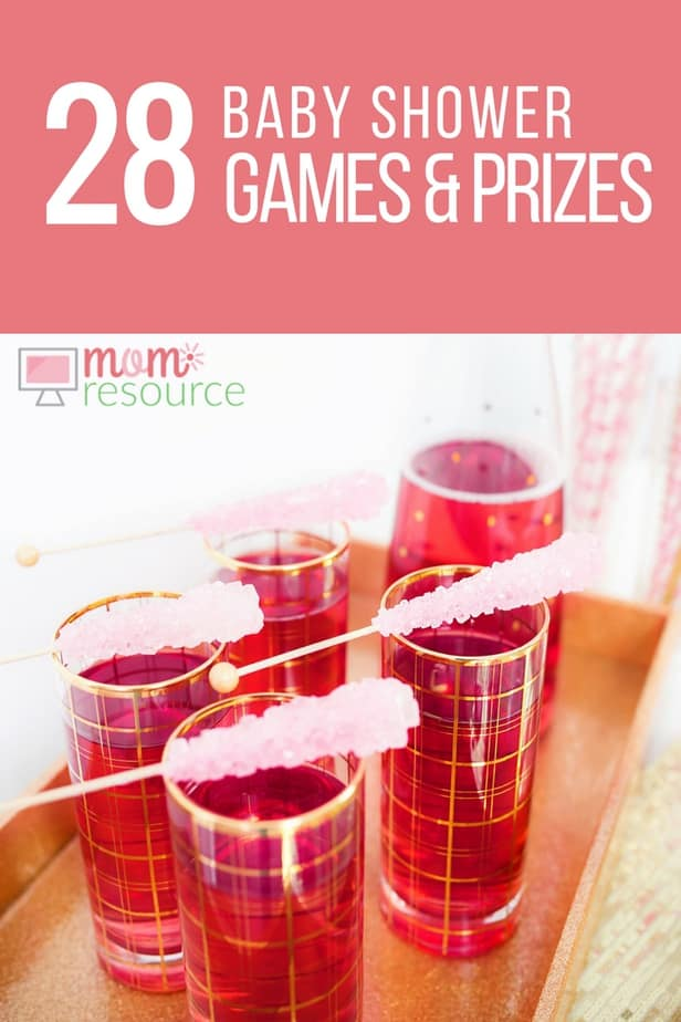 Baby Shower Game Prizes! You don't have to spend a fortune on baby shower game prizes - they can be CHEAP too! Coed baby shower game prize ideas too. These games are free and prizes are inexpensive & unique, so you will be a winner too! www.momresource.com/baby-shower-game-prizes