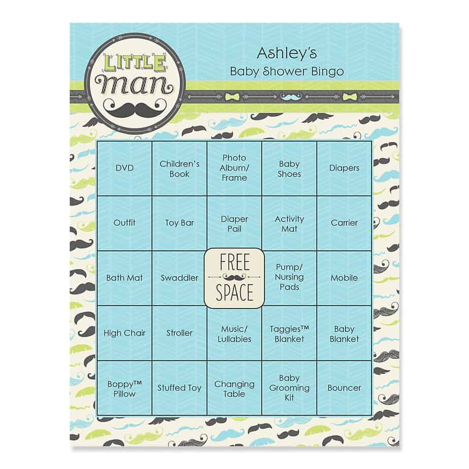 Baby Shower Games For Large Groups Boy Game