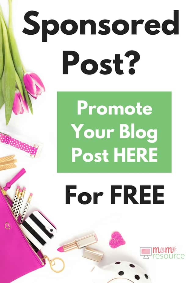 Love working on sponsored posts? My favorite sponsored posts are pay per CLICK so you can make more money every time! Looking to make MORE per sponsored post? Of course you are! I promote YOUR blog posts for FREE to thousands of blog readers & social media followers. Here's how you can get your sponsored posts in front of thousands of other bloggers!