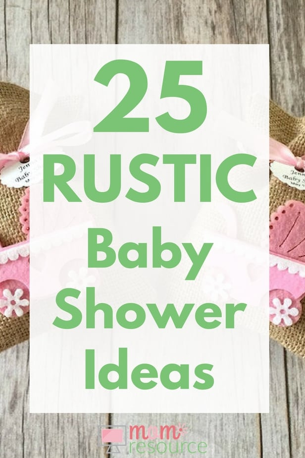 rustic baby shower ideas planning a rustic baby shower these baby