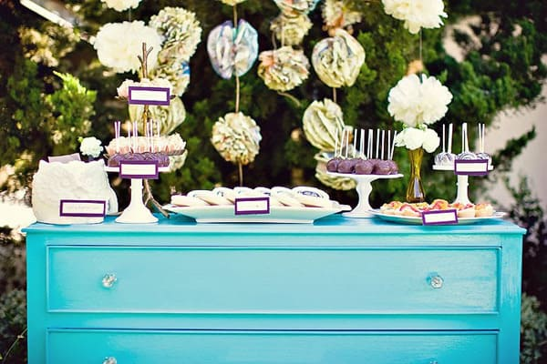 Vintage Baby Shower Ideas For Baby Girls Boys Or Gender
