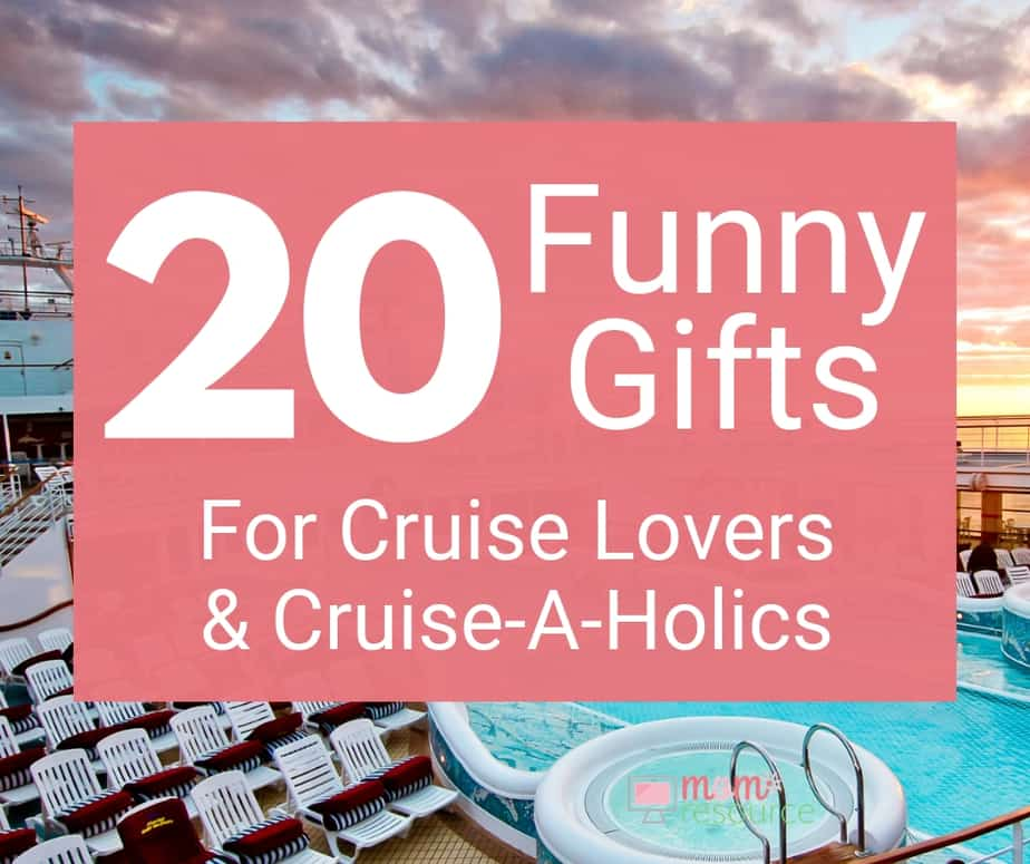 gifts for cruisers fun
