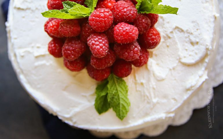 Easy Buttercream Frosting Recipe & Party