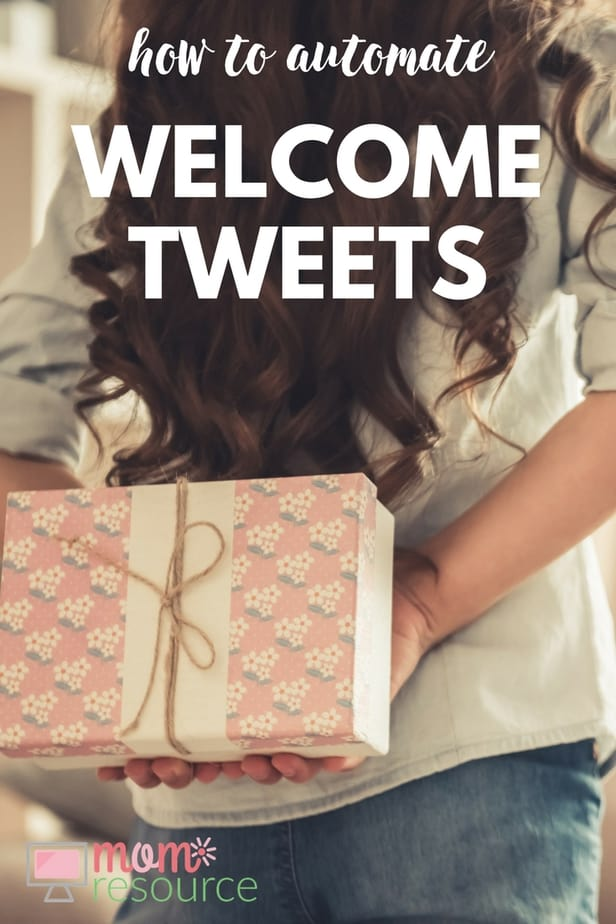 welcome tweets