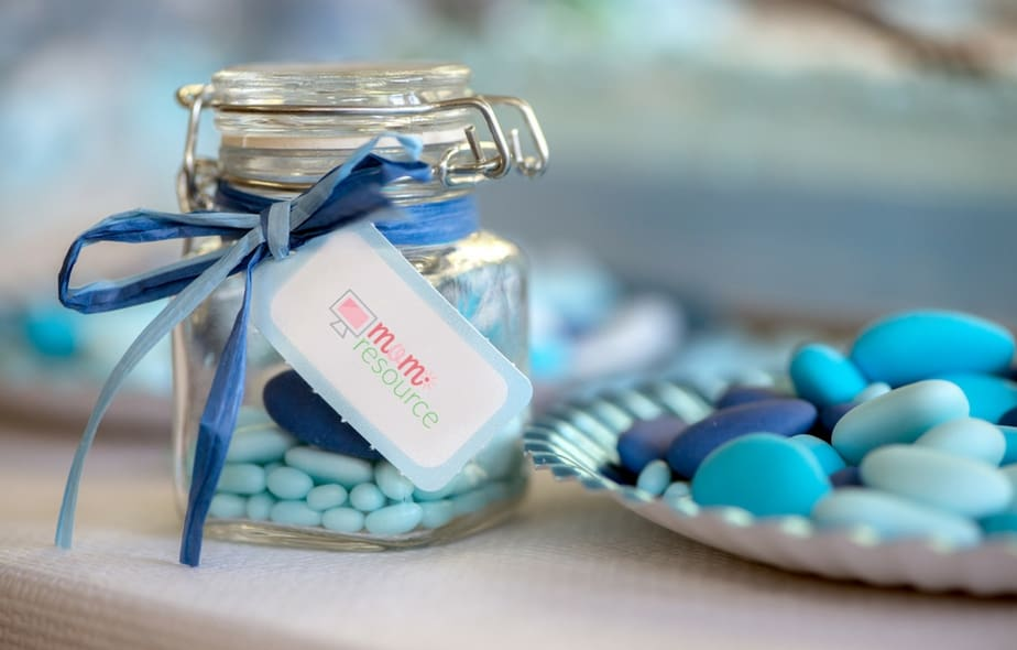 baby shower favors boy