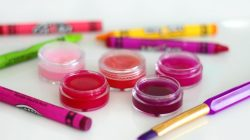 DIY Crayon Lip Gloss & Blog Party