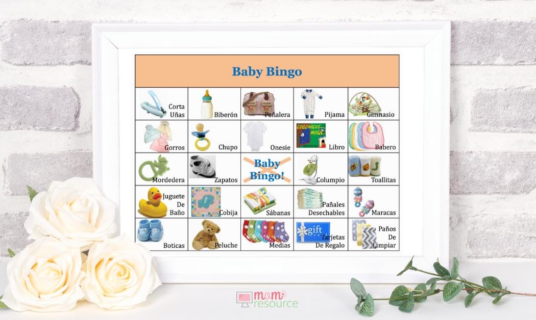 Juegos De Baby Shower Mom Resource