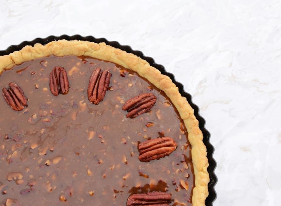 Thanksgiving Pecan Pie recipe