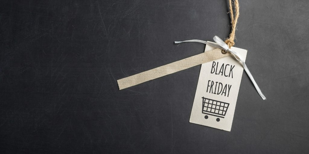 black friday twitter party