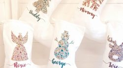 28 Fun Personalized Christmas Stockings Ideas