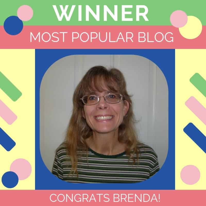 most popular blog winner