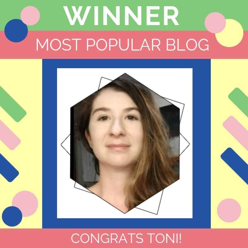 most popular winner toni
