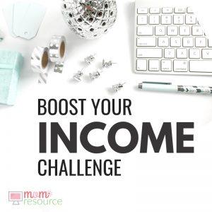 blog income challenge
