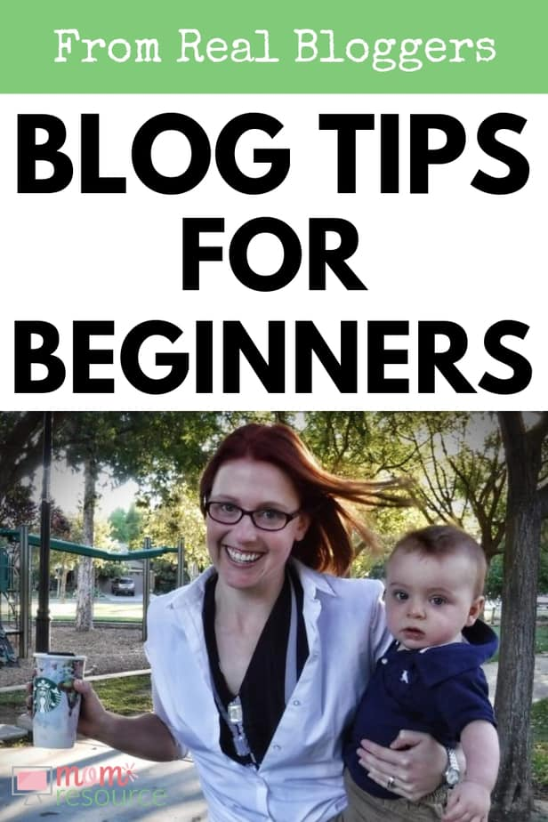 Blog tips from real bloggers! Lauren's blog tips for beginners include the ideas and tricks she uses for her working mom blog. Her successful blog tips for beginners include how to use Twitter for bloggers & tools to make money.
