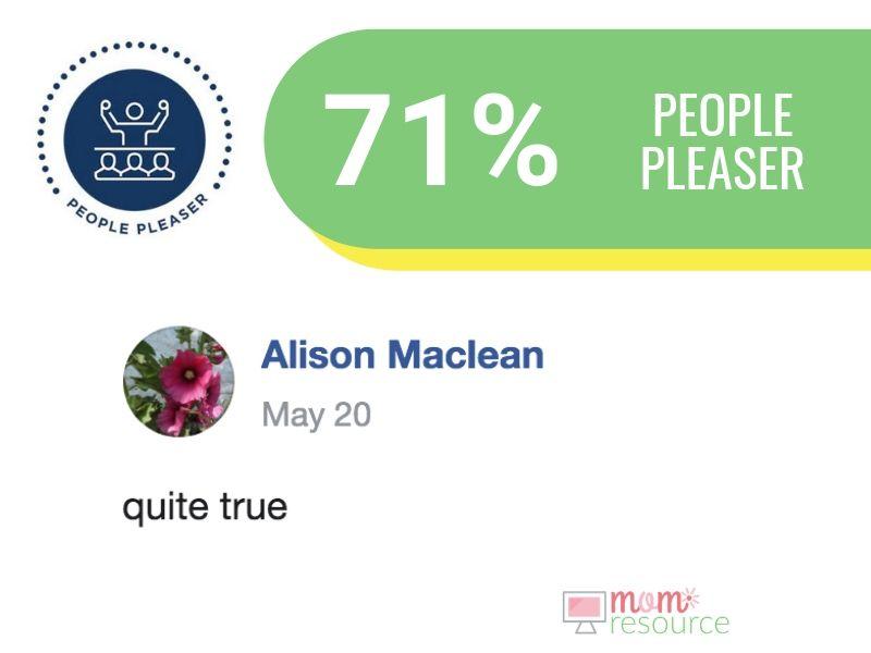 people pleaser business quiz