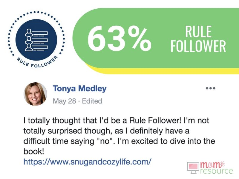 rule follower personality quiz