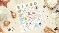 New Years Bingo 2021 – Printable Bingo Cards