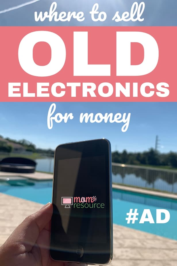 where to sell old electronics for money