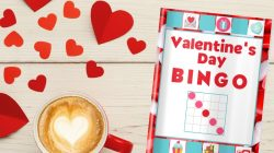 Valentine's Day Bingo – Printable Bingo Cards