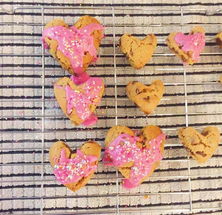 valentines cookies for kids