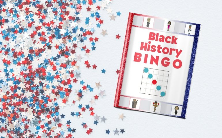 black history activities free