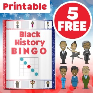 black history month activities free