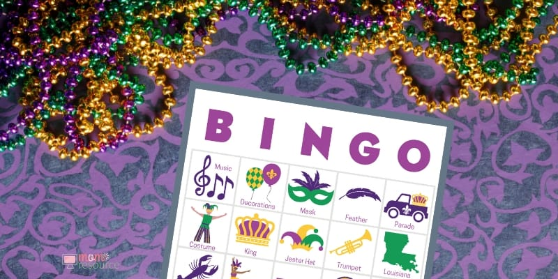 mardi gras party activities for seniors
