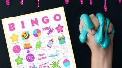 Slime Party Games – Printables For Girls