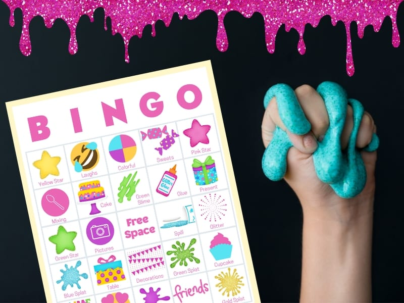 slime party games