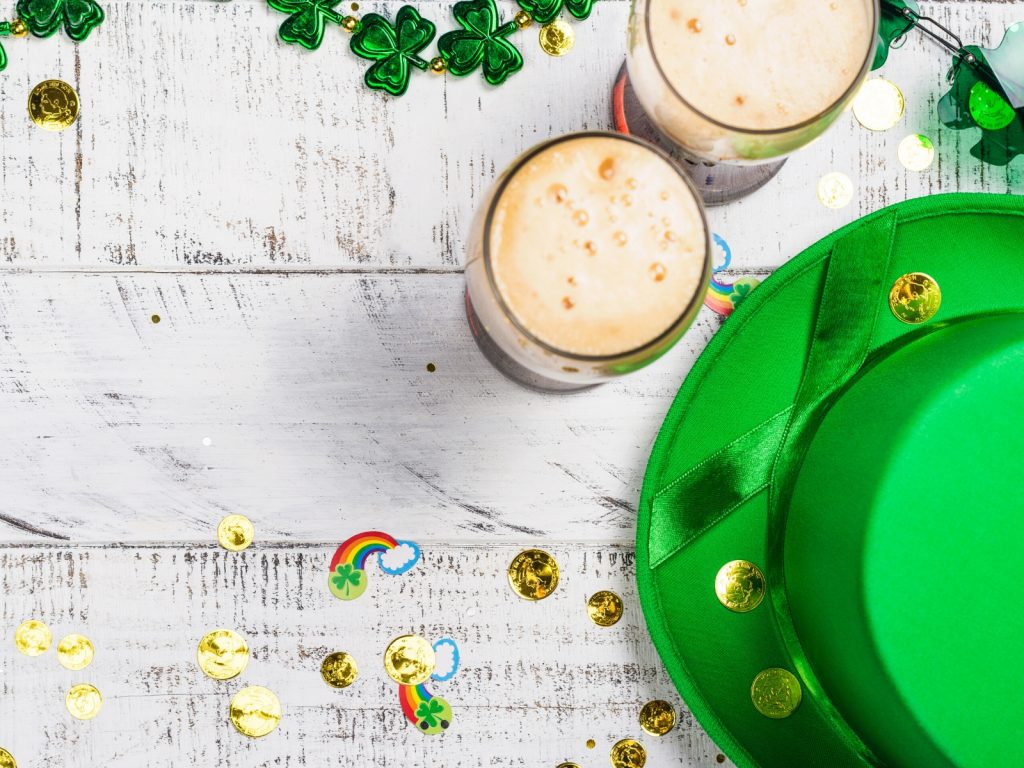 st patricks day food party ideas recipes