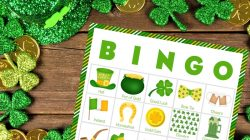 St. Patrick's Day Party Games – Printable Game Cards