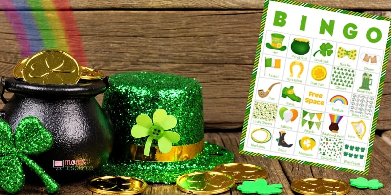 st patricks day party for kids